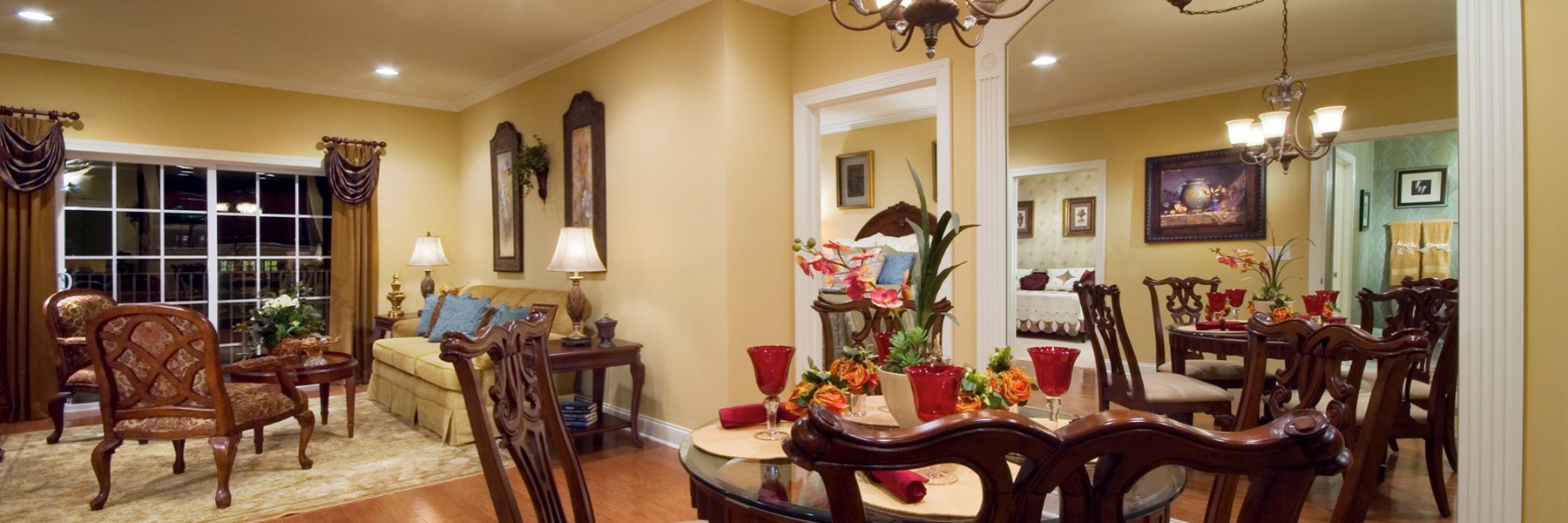 Montage At Hamilton Apartments For Rent in Hamilton Township, NJ Dining Room