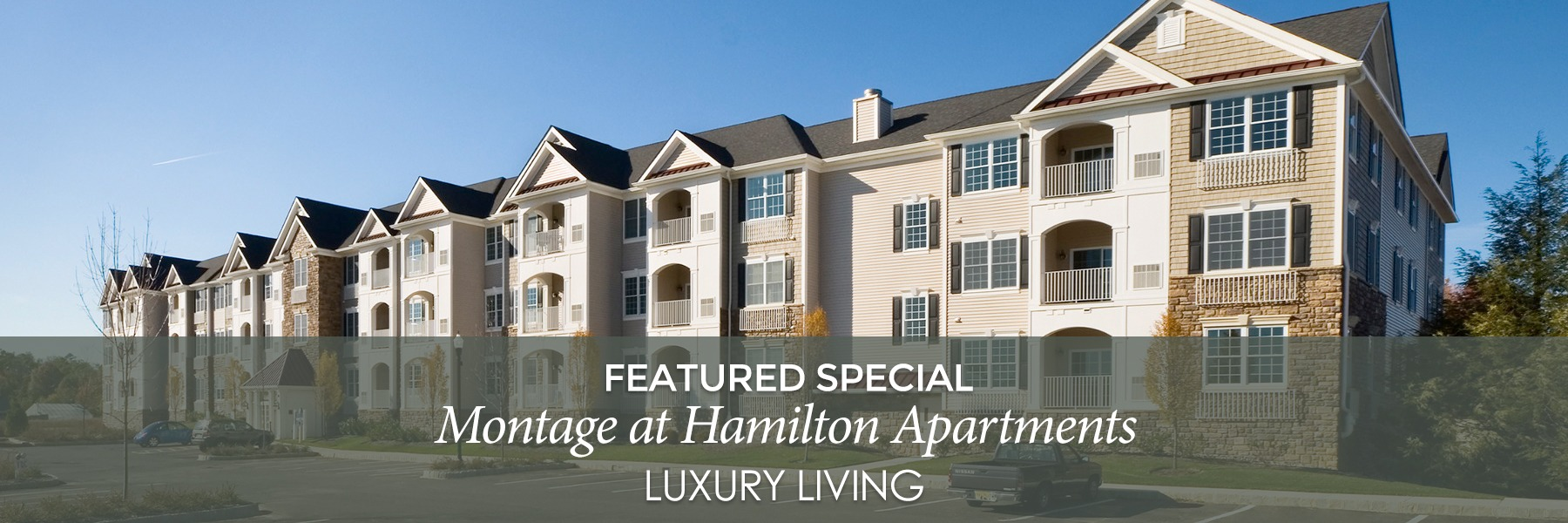 Montage At Hamilton Apartments For Rent in Hamilton Township, NJ Specials